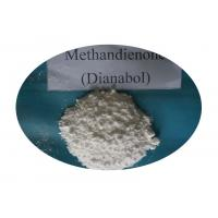 Buy cheap Muscle Building Anabolic Steroids Powder Dianabol Methandrostenolone 72-63-9 from wholesalers