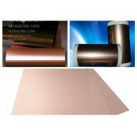 China ROHS Single Side FCCL Copper Clad Laminate with 0.5 ~ 2.0mils thickness PI Film Mil Modified Epoxy Adhesive on sale