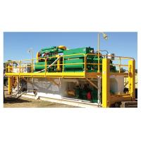 Buy cheap Custom Engineering Mud Recycling System With High Effective Capacity product
