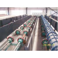 Buy cheap Precast Concrete Pole Steel Mould Centrifugal Spinning Machine from wholesalers