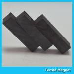 Buy cheap Strong Powerful Ceramic Ferrite Magnets Square Block For Generators / Sensors from wholesalers