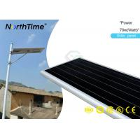 Buy cheap High Lumen Solar Lights Street Lighting with CE RoHs Certificates product