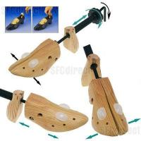 Buy cheap Professional Womens Two Way Wooden Shoe Shoes Stretcher product