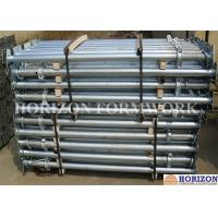 Buy cheap Adjustable Steel Props For Slab Formwork Support And Post Shoring from wholesalers