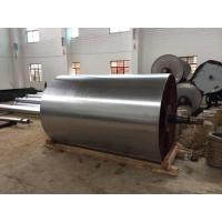 Buy cheap Durable Polishing Mirror Roller For Sheet Extrusion Line , Calender Rollers product