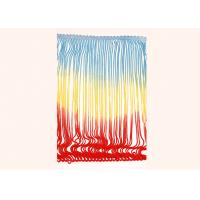 Buy cheap Decorative Crochet Colorful Clothing Fringe Trimmings and Crafts Fabric from wholesalers