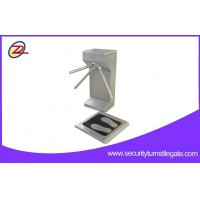 Buy cheap Smart Security Tripod Turnstile Gate With Blocket Limiting Function from wholesalers