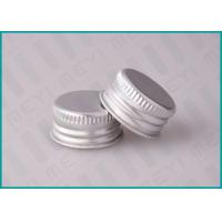 Buy cheap 24mm Screw Top Metal Pharmaceutical Bottle Cap With Aluminum Material from wholesalers
