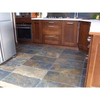 Buy cheap China Multicolor Slate Kitchen Floor Tiles Rusty Slate Backsplash Rust Slate Garden Pavers from wholesalers