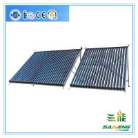 Buy cheap 2013 Hot sales new style split pressurized Heat pipe solar collectors with CE and solar keymark certificate from wholesalers