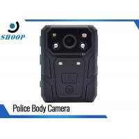 Buy cheap High-Resolution Body Worn Video Camera , 158g Weight Body Cameras For Security from wholesalers