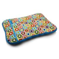 Buy cheap Unique Sublimation 13.3 inch Neoprene Laptop Sleeves / Padded Case With Zip product