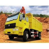 Buy cheap Price Favorable SINOTRUK HOWO 4x2 Dumper Truck from wholesalers