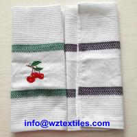 Buy cheap Cheap Cotton Waffle Weave Dish Cloth from wholesalers