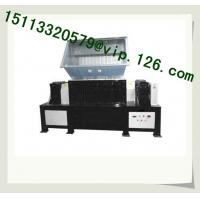 China Heavy-duty fiberglass shredder Wholesale Price/solid waste, waste plastics Shredder on sale
