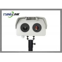 Buy cheap Accurate 1080P CCTV Surveillance Cameras Real Time Temperature Measuring product
