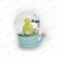 Buy cheap Disney FAMA Personalized Cup Shape Movie Snow Globes from wholesalers