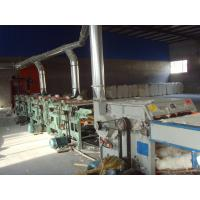 Buy cheap Cotton waste recycling line for spinning from wholesalers