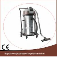Buy cheap Electric Small Industrial Wet Dry Vacuum Cleaners With 3 Motors 80L from wholesalers