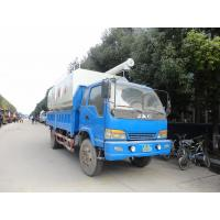 Buy cheap high quality and competitive price farm-oriented animal bulk feed tank truck for sale, livestock animal feed truck from wholesalers