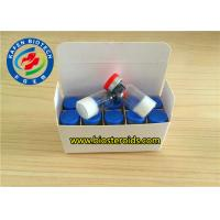 Buy cheap Antitumor Agent Growth Hormone Peptides Lanreotide Lyophilized White Powder 108736-35-2 from wholesalers