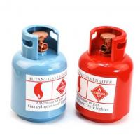 Buy cheap New promotion gift creative product retro gas tank cylinder holder shape saving bank from wholesalers
