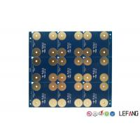 Buy cheap FR - 4 Double Sided Printed Circuit Board , Prototype PCB Assembly 1 OZ Copper product