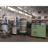 Buy cheap Durable air commercial sandblasting equipment / sand blasting chamber from wholesalers