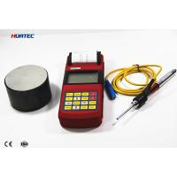 Buy cheap High Precision Portable metal hardness tester with Printer and 3 Inch LCD or LED Display from wholesalers