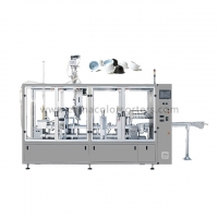 Buy cheap Double Lanes 12KW 200L/Min Coffee Capsule Packaging Machine from wholesalers