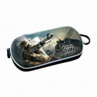 Buy cheap 3D pictures covered case/bag/picture printed gaming case for Sony PSP from wholesalers