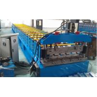 Buy cheap IBR 686 Roof Profile Roll Forming Machine 0.3mm - 0.8mm Thickness product