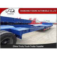 Buy cheap 28 Meters Long Extendable Lowboy Trailer Windmill Blade Transport from wholesalers