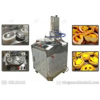 Buy cheap Customized Egg Tart Making Machine Stainless Steel Single Phase With Tart Shell Making from wholesalers