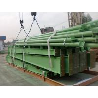 Buy cheap Garage Steel Frame / Nigeria Steel Structure Factory  / Green Oxide Paint from wholesalers