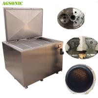 Buy cheap Industrial Size Ultrasonic Cleaning Machine Sonicator Engine Cylinder Heads, Alloy Wheels from wholesalers