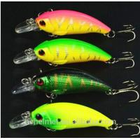 Buy cheap Fishing Lure 4pcs 7.5CM/8.3G Pesca Crankbait Hard Bait Tackle Artificial Lures Swimbait from Wholesalers