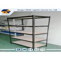 Buy cheap Steel Warehouse Light Duty Storage Rack , Industrial Racking Systems Adjustable from wholesalers