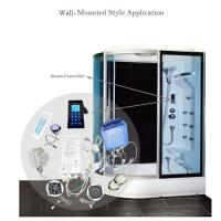 Buy cheap Rated Current 13.6A Steam Bath Equipment With Exhaust Fan / Remote Control from wholesalers