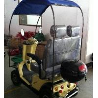 Buy cheap Mobility Scooter With Sun Shield and Dual Seat product