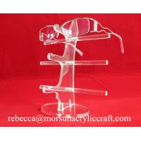 Buy cheap Acrylic high quality glasses display rack / glasses holder/ plexiglass sunglasses stand from wholesalers