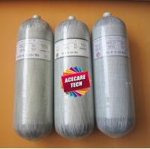 Buy cheap 6.8L-30mpa composite gas cylinder, carbon fiber composite gas cylinder from wholesalers