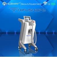 Buy cheap American UltraShape ultrasonic cavitation vacuum slimming machine hifu ultrasound product