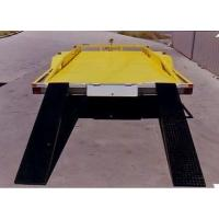Buy cheap 16 X 6'6 Tandem Car Carrier Trailer / Lightweight Car Hauler With 230mm High Rails from wholesalers