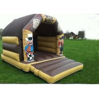 Buy cheap Wonderful Wild West Inflatable Bouncer Custom Jump For Kids Party from wholesalers