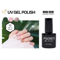 Safe Formaldehyde Free Gel Nail Polish , Pure Gel Nail Polish New Style
