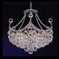 Buy cheap Gold crystal chandelier from wholesalers