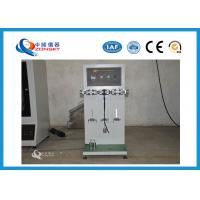 Buy cheap 70 W Abrasion Testing Equipment , Abrasive Wear Testing Machine High Reliability from wholesalers