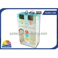 Buy cheap Personalized E Flute Corrugated Packaging Box Carton With CMYK Printing from wholesalers