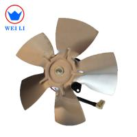Aluminum Fan Blades DC Bus Air Conditioning Parts 24 Volts With Free Samples